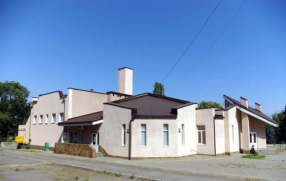 Крематорий в Ростове-на-Дону