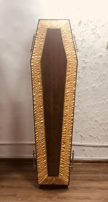 Комбинированный (золотой)