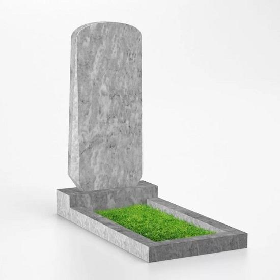 Мраморный памятник 3