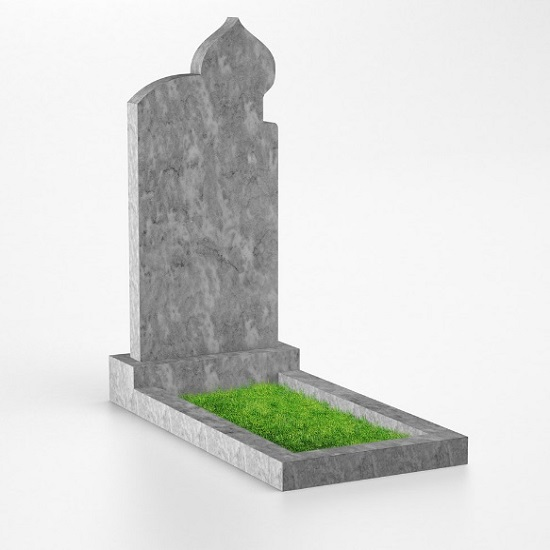 Мраморный памятник 6