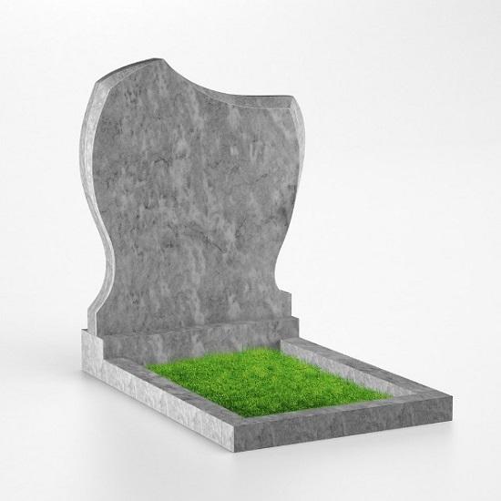 Мраморный памятник 8