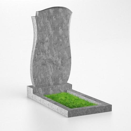 Мраморный памятник 9
