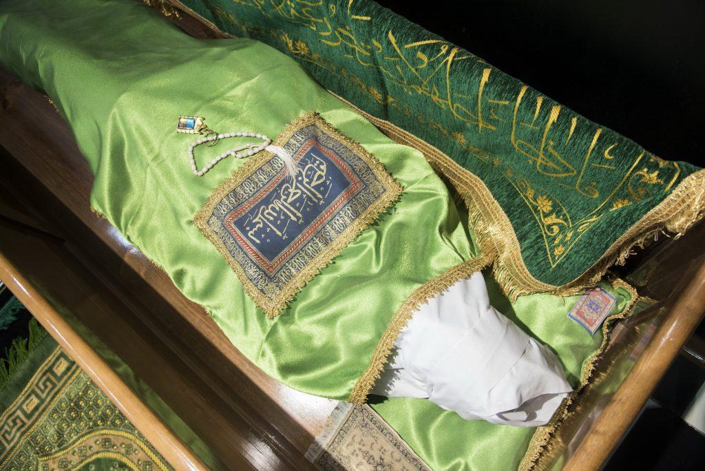 Похороны по мусульманской традиции